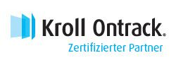 Kroll Ontrack Zertifizierter Datenrettungs Partner