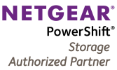 Netgear Powershift Storage Authorized Partner