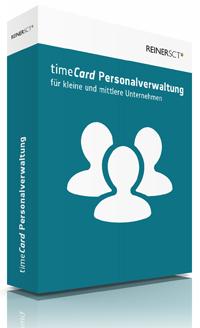 Reiner SCT timeCard Personalverwaltung