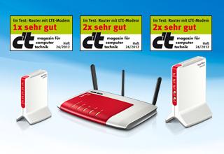 AVM Fritz!Box LTE